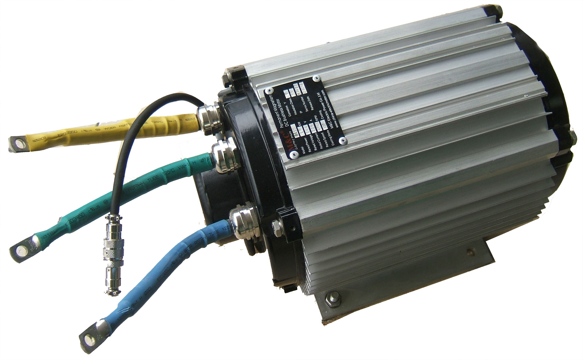 Guangdong M C Electric Power Co Ltd China Electric Motor